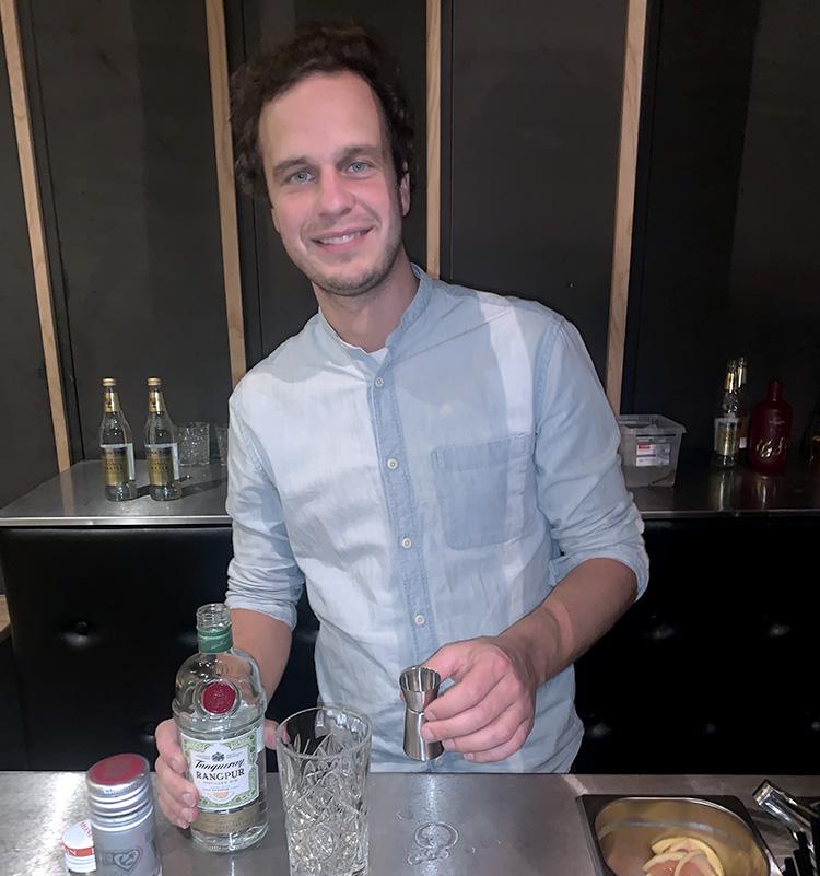 gin tonic bij aProbar De Bilt Dranken catering