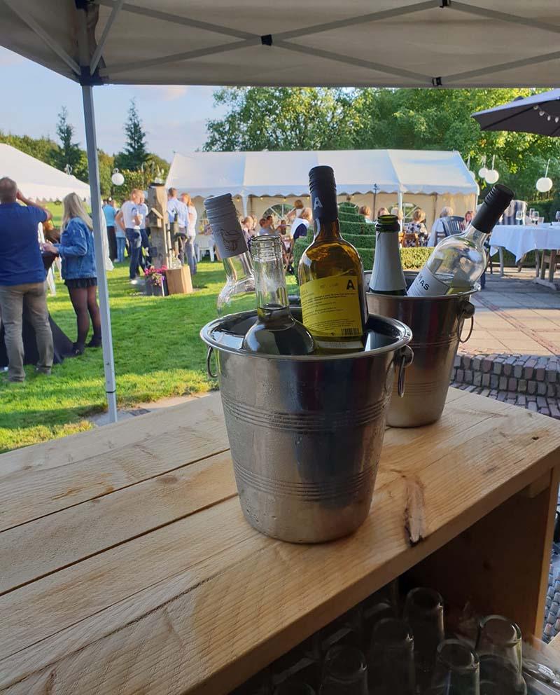 wijnbar op jouw feest of evenement